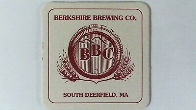 MASSACHUSETTS Beer STICKER ~:*:~ BERKSHIRE Brewing Co = BBC ~*~ South Deerfield