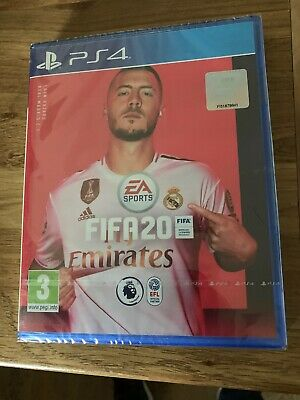 FIFA 20 (PS4) Game | BRAND NEW SEALED... Great Xmas Gift.
