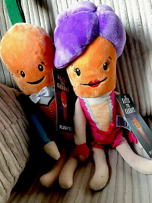 Kevin The Carrot And Katie Aldi Soft Toy Official 2019 🥕