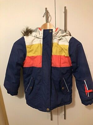 Boden Girls Ski Jacket / Winter Coat Size 7-8 Years