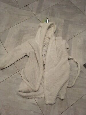 River Island Girls Unicorn Dressing Gown Age 9-10