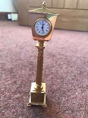 Miniature Grandfather Clock