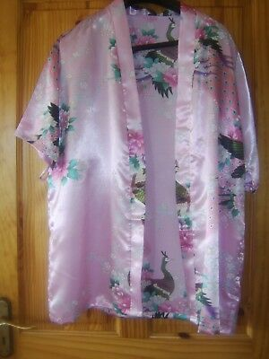Girls  dressing gown aged 10