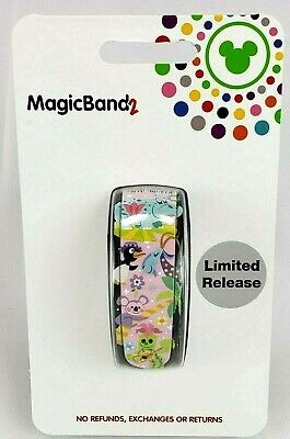Disney Parks Its a Small World Pink MagicBand Magic Band 2