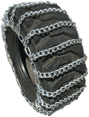 Snow Chains 7.2-24 7.2-24  Tractor Tire Chains set of 2