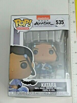 AVATAR FUNKO POP KATARA 535 36464 VINYL FIGURE ANIMATION