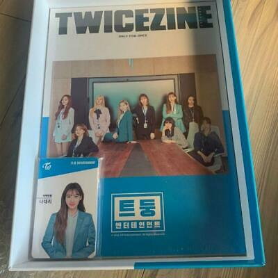 2019 Twice 3Rd Official Fanclub  Kit Sealed - Once