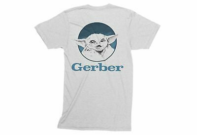 Baby Yoda Gerber Baby T-Shirt. The perfect mandalorian gift Youth and Adult