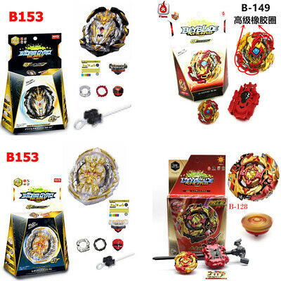 New GT Beyblade Burst Toys Toupie With Launcher Set Spinning Top Bey Blade Kids