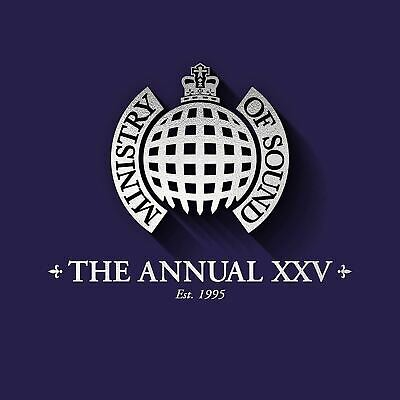 The Annual XXV - Ministry of Sound [3CD]