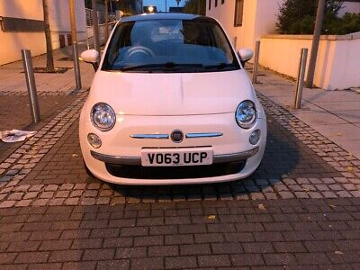 fiat 500 lounge 2013 panoramic roof