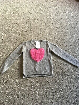 Bnwt girls jumper age 10-11 years from M&S
