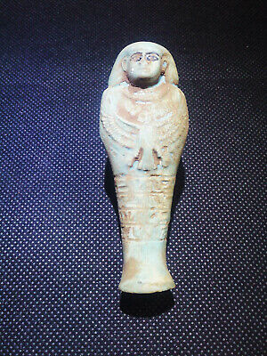 EGYPTIAN ANTIQUE ANTIQUITIES Ushabti Shawabti Shabti Shabty 1570-1098 BC