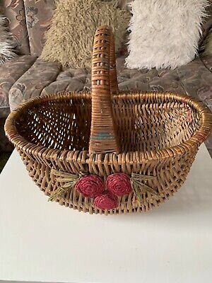 Original Basket - Perfect for a Christmas Eve Presents / Gift