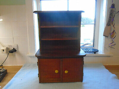 Old Hand Made Apprentice Piece Welsh Dresser