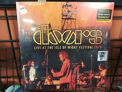The Doors Live At The Isle Of Wight Festival 1970 Black Friday Record Store Day