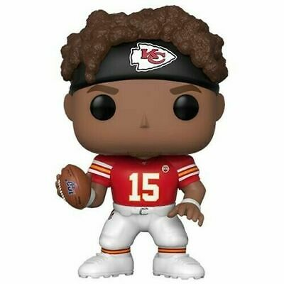 Funko Pop NFL 2019 Chiefs Patrick Mahomes II Vinyl Figure IN STOCK