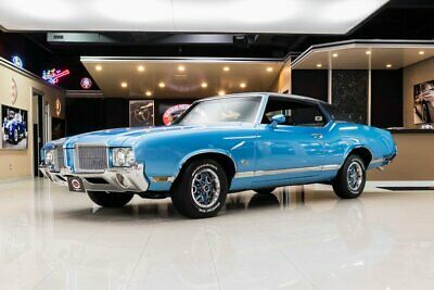 1971 Oldsmobile Cutlass  Frame Off Restored! #s Matching 350ci V8, Automatic, Factory A/C, PS, PB, Docs