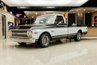 1970 Chevrolet C10 Pickup Frame Off Restored C10! Chevrolet 402ci V8, 700R4 Automatic, PS, PB, A/C