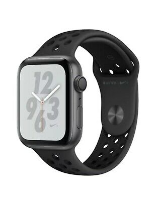 Apple Watch Series 4 Nike+ 44mm Space Grey + Black Anthracite Band
