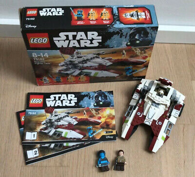 LEGO Star Wars Republic Fighter Tank (75182) in OVP