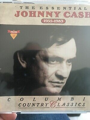 The Essential Johnny Cash 1955-1983 by Cash, Johnny Volume 3 CD