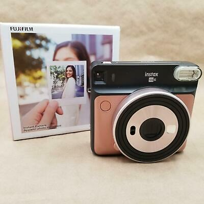 Fujifilm Instax Square SQ6 - Instant Film Camera - Blush Gold - parts only