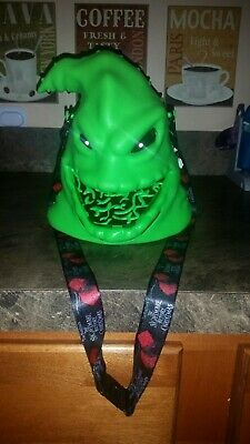 Mickey's Not So Scary Halloween Oogie Boogie Head Popcorn Holder