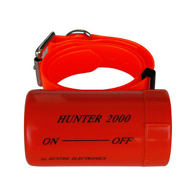 Hunting Dog beeper collar Hunter 2000  Bluetoth