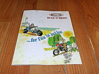 WOW Vintage /& Rare AMPHI CAT SALES CATALOG 4 PAGES VERY HELPFULL