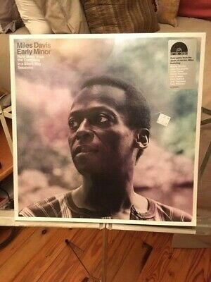 Miles Davis - Early Minor Vinyl - Black Friday RSD 2019 Exclusive