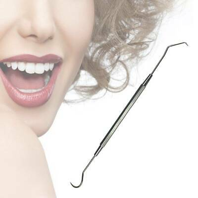Stainless Steel Dental Tools Dentist Teeth Clean Care Explorer Probe Hook Pick