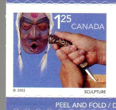 2002 TRADITIONAL TRADES DEFINS. FROM BKT#253a, UC#1930iii, $1.25,INT'L RATE, MNH