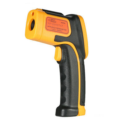 SMART SENSOR Mini Handheld Non-contact LCD Infrared Thermometer O1T2