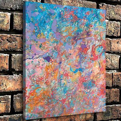 "12""x14""Abstract oil painting art HD Definition Canvas Print Home Decoration Wall"