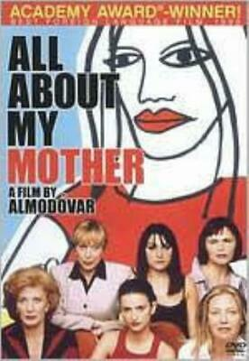 ALL ABOUT MY MOTHER (Region 1 DVD,US Import,sealed.)