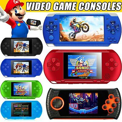 "8GB 4.3"" Handheld PSP Game Console Player Built-in 1000 Games Portable Consoles"