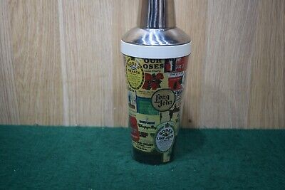 Retro Collectable Barware Cocktail Shaker  Mancave