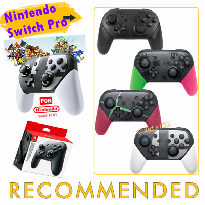 Nintendo Switch Pro Controller Wireless Gamepad Joy Con Gaming Joypad US c8o