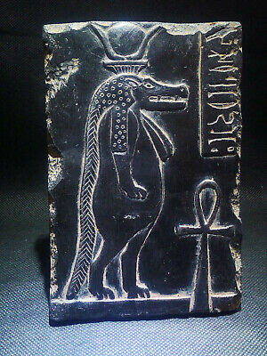 EGYPTIAN ANTIQUES ANTIQUITIES Stela Stele Stelae 1549-1325 BC