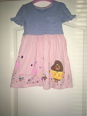 TU Girls dress AGE 2-3 yrs LOVELY / Hey Duggee /C Beebies/