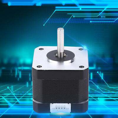 Nema17 Stepper Motor 2 Phase 1.8° Miniature 42 Stepper Motor 1.5A XH-2.54 Cable