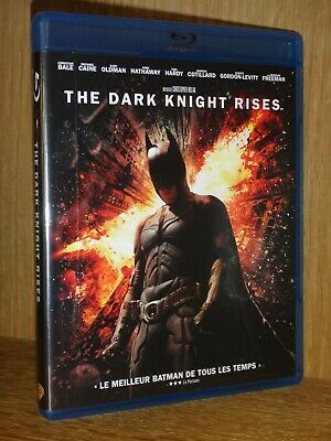 batman the dark knight rises  - bluray comme neuf