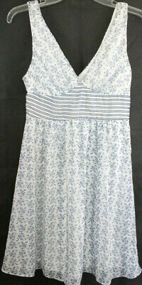 Charlotte Russe #KSD82564 Sleeveless Floral Lined Dress Sizes XS L M S