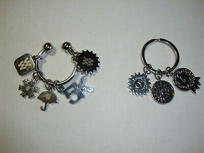 WEIGHT WATCHERS  8 Charms,  2 Rings,
