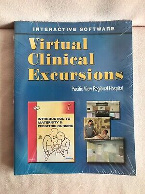 Virtual Clinical Excursions for Introduction to Maternity and Pediatric Nursing
