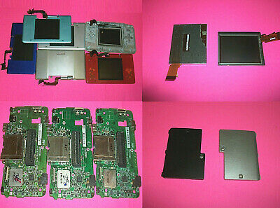 Nintendo Original Ds Top Bottom Screen Battery Cover Motherboard Ntr-001 System