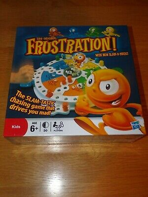 Frustration Re-Invention Board Game NEW & SEALED- ideal gift for christmas