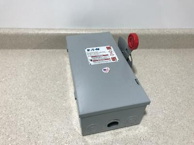 Eaton DH361NGK HD Safety Switch