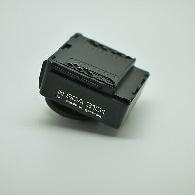 Metz SCA 3101 M Flash Adapter for Canon EOS